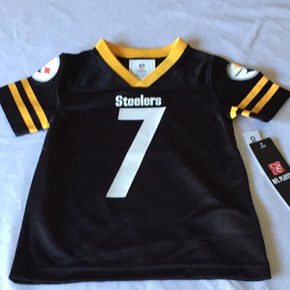 756131e8369 NWT Pittsburgh Steelers Kids Jersey